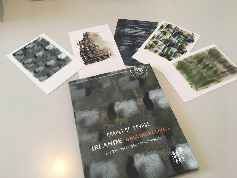 "Carnet de voyage ""Irlande, Balingkelligs"""