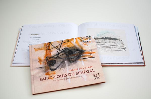 """Carnet de voyage """"Saint-Louis du Sénégal"""""""